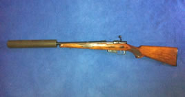 Bruno 22 Hornet Rifle for sale image