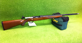 Ruger M77 22250 Heavy Barrel Rifle for sale image