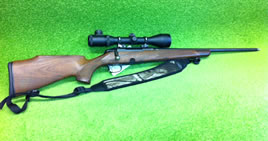Tikka 243 M590 Rifle Thread Cut for sale image